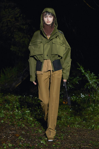 PFW: Wooyoungmi Autumn/Winter 2021 Collection