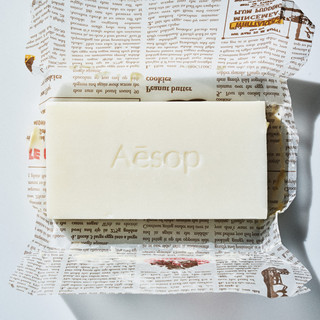 Body Cleansing Slap (310 g), a plant extract combination that moisturizes the skin, Aesop.