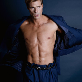 GIOVANNI BONAMY FOR DESIRE HOMME