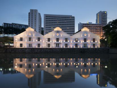 GREAT WORLD ESCAPE - THE WAREHOUSE HOTEL, SINGAPORE