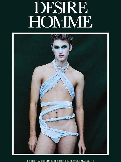 Desire Homme Print Magazine