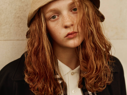 Photography: Gosha Rubchinskiy for Burberry