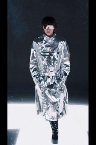 Balmain Menswear Fall Winter 2021 Collection at Paris Fashion Week