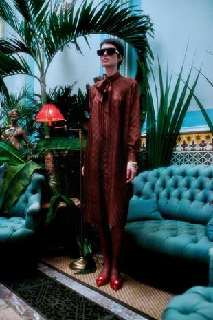 PFW: Casablanca Autumn/Winter 2021 Collection