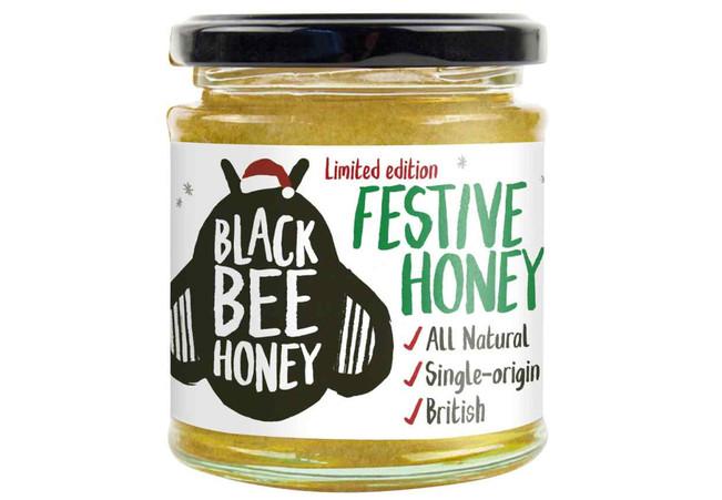Black Bee honey, £8.50: Black Bee works with selected British beekeepers to produce single-origin honey