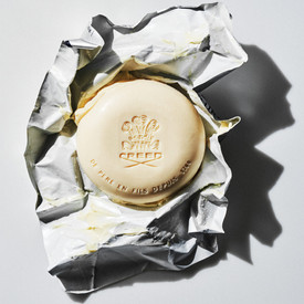 Aventus Perfumed Soap, which can also be used as an air freshener, (150 g) and creed.
