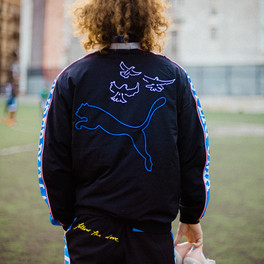 PUMA and Kidsuper Studios Drop Football Inspired Streetwear Collection