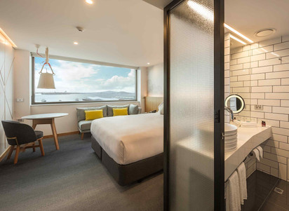 Ideal hotel digs for the playful traveller in Auckland
