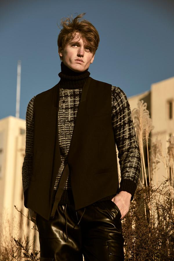 Look - Zara Boots - Timberland