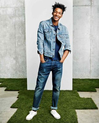 The comeback of loose-cut jeans for men