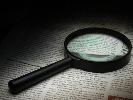 Die visuelle Suche / Visual Search