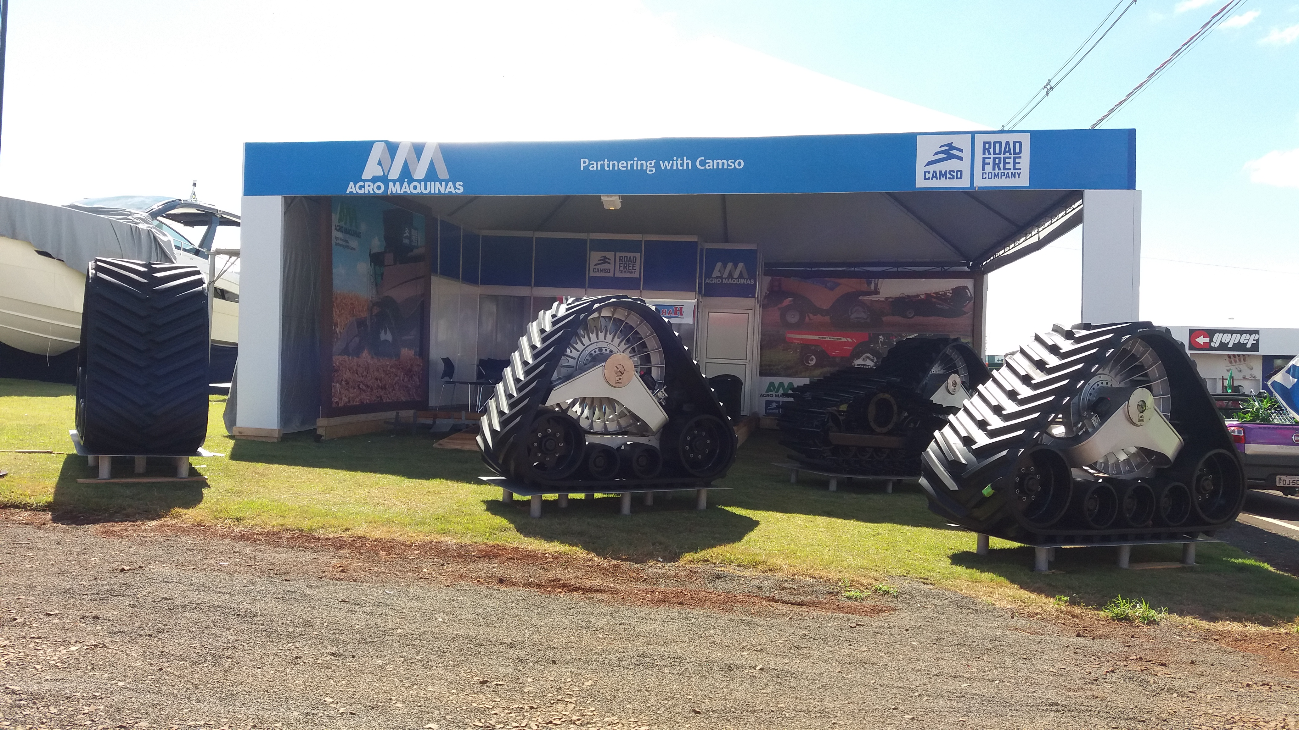 Agro Maquinas Agrishow 17