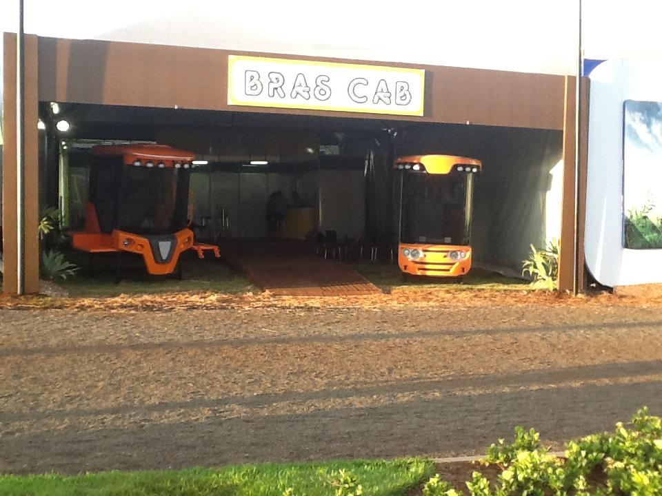 Bras Cab Agrishow 2015