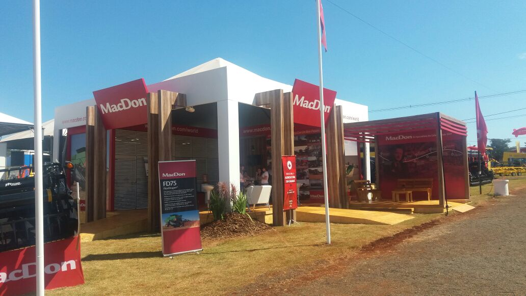 Mac Don Agrishow 17