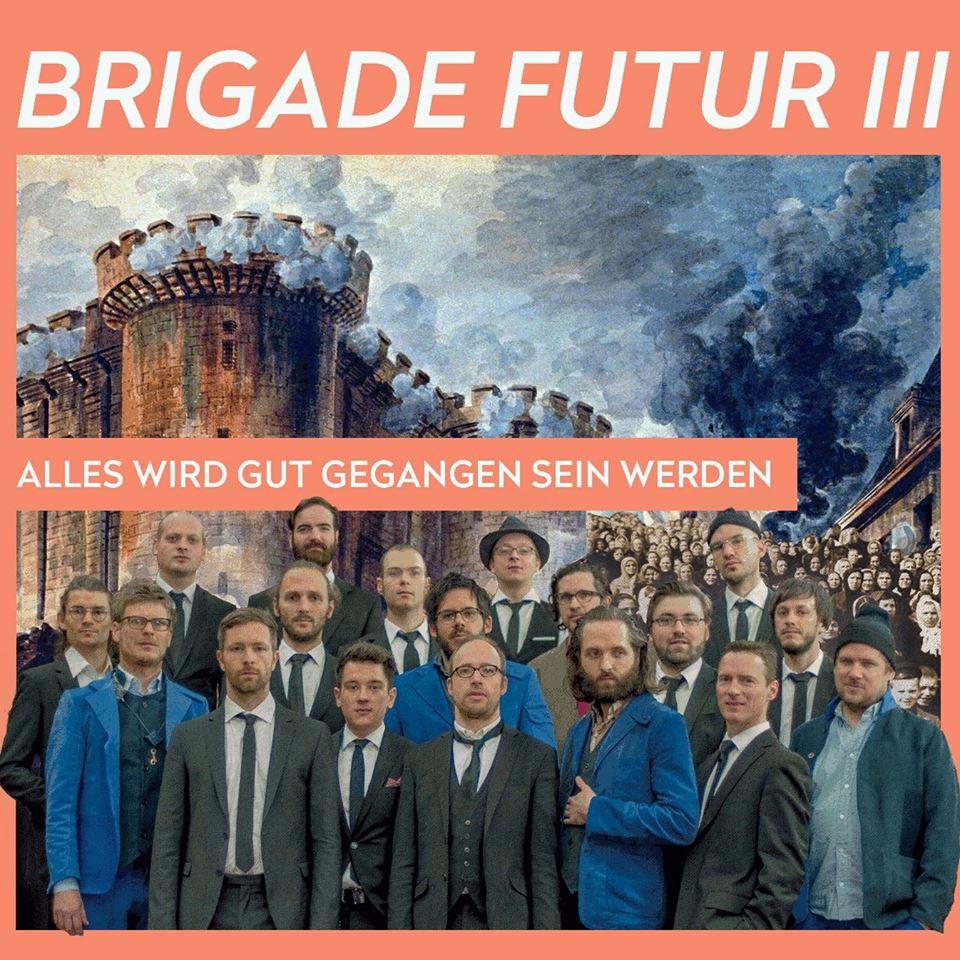 Brigade Futur 3 on why play jazz