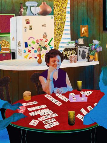 Playing Canasta