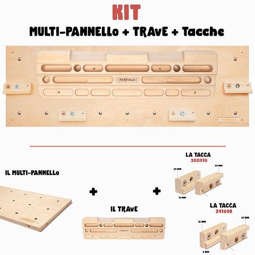 KIT MULTI-PANNELLo + TRAVE + Tacche