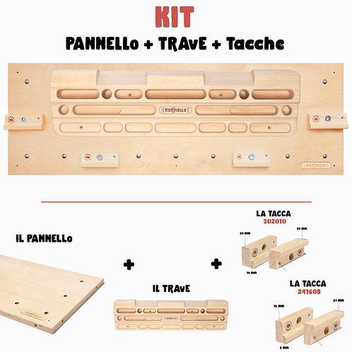 KIT PANNELLo + TRAVE + Tacche