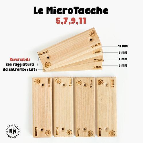 MicroTacche 5,7,9,11 - NonMollo
