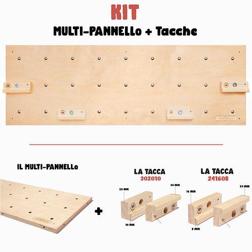 KIT MULTI-PANNELLo + Tacche