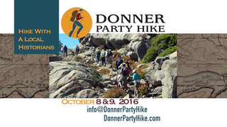 Donner Party Hike Social Media Promo