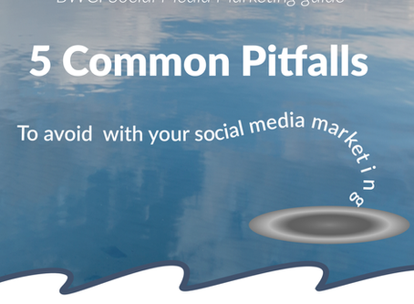 5 Social Media Marketing Pitfalls to Avoid
