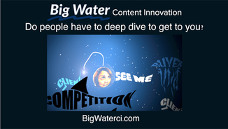 Deep Dive - Are You Floating In The Dark?