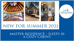 Introducing The New Master Residence & 6 cabins