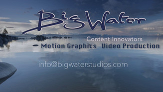 We Belive in more than just video to get you seen.