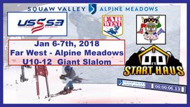 2018 U10-12 Alpine Meadows