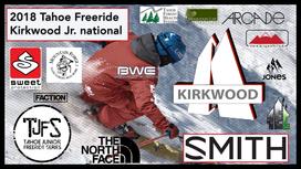 2018 Tahoe Freeride Kirkwood Jr. National