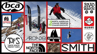 2017 North American Jr. Freeride Championships - Content in a BIG way.