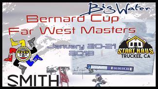 "2018 Far West Masters ""Bernard Cup"""