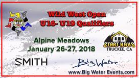 2018 Wild West Open