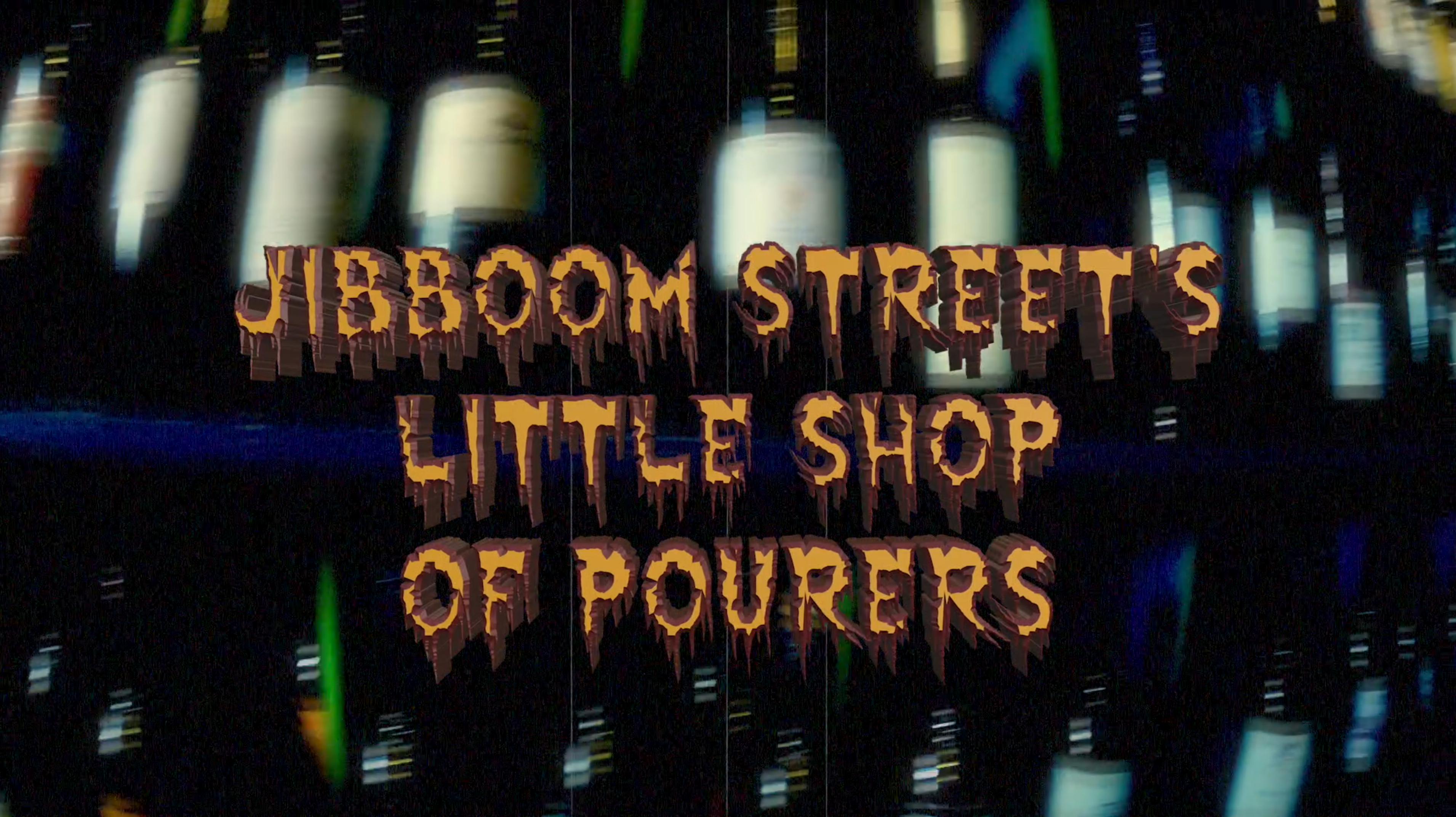 Little Shop of Pourers
