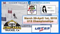 2018 U12 Championships