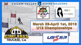 2018 U12 Championships Squaw Valley