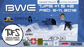 2018 TJFS #1 & #2 Squaw Valley
