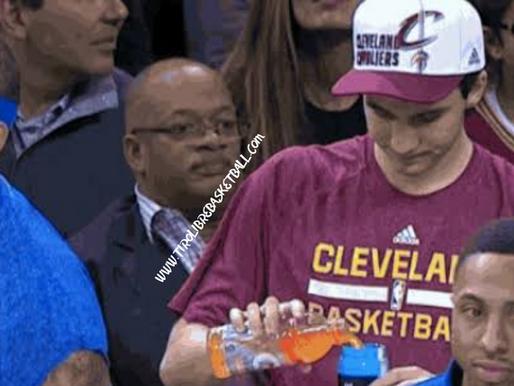 """Esto ganan los """"waterboys"""" de la NBA"""