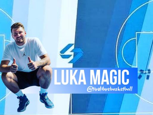 Luka Magic cumple uno de sus sueños