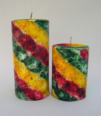 Red/Yellow/Green Fireworks, scented