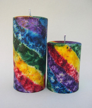 Rainbow Fireworks, scented