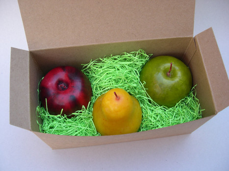 Box of 3 Assorted Fruit