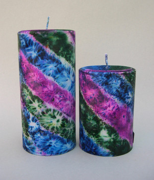 Blue/Purple/Green Fireworks, scented