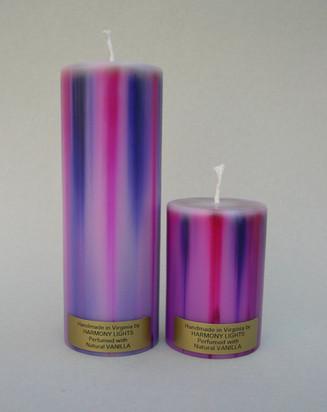 Pink/Purple Pillar