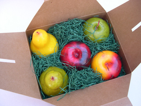 Box of 5 Assorted Fruit