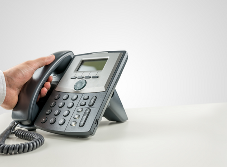 Cozying Up To Cold Calling