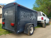 Scott Allen Pro Rodeo Announcer