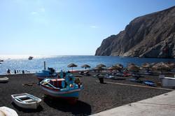 Παραλία Καμάρι Σαντορίνη