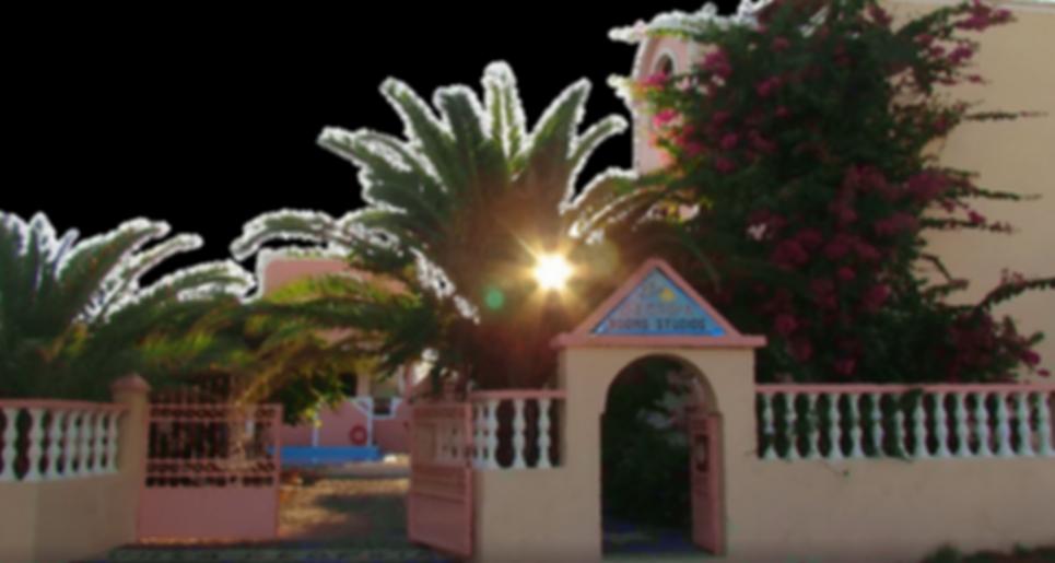 villa georgia perissa santorini